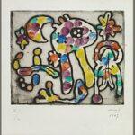 Works by Joan Miro lead $1,277,413 Bonhams San Francisco auction