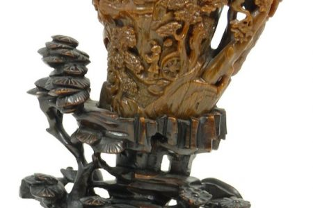TWO-DAY AUCTION PACKED WITH FINE CHINESE CARVINGS AND WORKS OF ART, PORCELAIN, ARTWORK & DECORATIVE ARTS WILL BE HELD JUNE 23-24