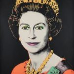 Bonhams to auction Andy Warhol print of Queen Elizabeth II