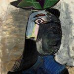 Sotheby's to auction Pablo Picasso's Tete de Femm in Paris