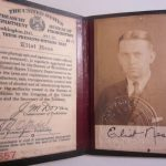 Rare Eliot Ness Credentials Offered in Central Mass Auctions September 2012 Sale