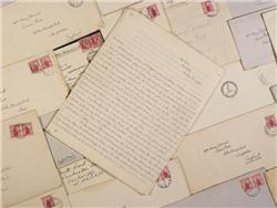 Christies to auction Captain Scott letters on 9 October
