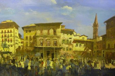 Richard Winterton Auctioneers offer corporate collection of original artwork