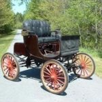 Oldest four-cylinder car to be auctioned at Quail Lodge sale