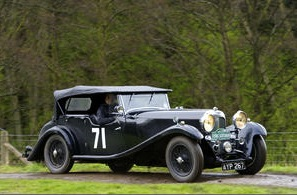 Bonhams auctioneers announce partnership with the Endurance Rally Association