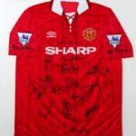 Premier League Football Shirts for Auction at Bonhams