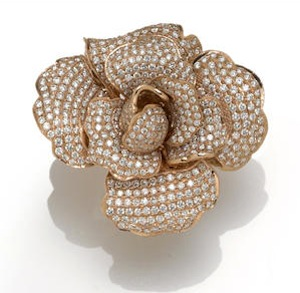 Rose pendant tops Bonhams auction of Jewelry and Watches