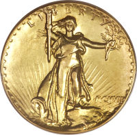 1907 Ultra High Relief Double Eagle Brings $1+ Million at Heritage's  Philadelphia Auction