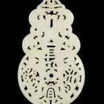 Bonhams to Auction Jade pendant and vase from Imperial Summer Palace in Peking 1860