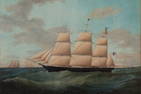 Maritime Paintings And Ship Models Bring $1.4+ Million In Heritage Auction