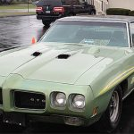 """1970 PONTIAC GTO (""""THE JUDGE""""), IN ORIGINAL CONDITION, ROARS OFF FOR $25,875 AT TIM'S, INC.'S FIRST-EVER FALL SIZZLER SALE HELD SEPT. 30/OCT. 7"""
