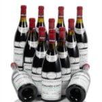 Bonhams auctions Romanee-Conti wine