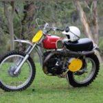 Steve McQueen Husqvarna Motorcycle for Bonhams Las Vegas Auction