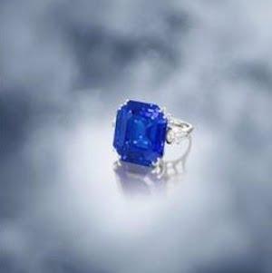 Bonhams sets new world auction record with Sri Lankan sapphire ring