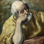 El Greco painting auctioned at Bonhams Old Masters Sale