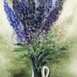 Bonhams to auction Chagall's unseen flowers