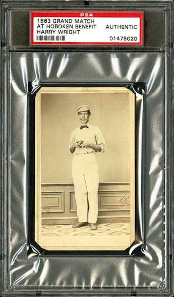 1863 grand match hoboken