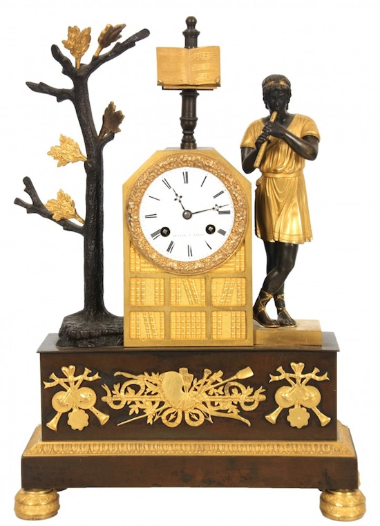 Duminil clock