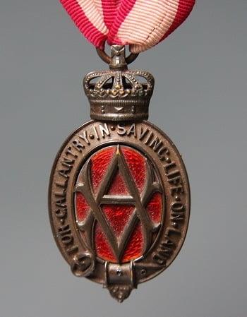 Gallantry-Medal