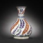 Bonhams to auction 16th century Ottoman Iznik masterpieces