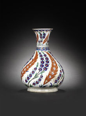 Iznik bottle