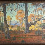 WILLIAM WENDT'S PATRIARCHS OF THE GROVE HITS $299,000 AT COTTONE AUCTIONS