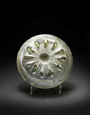 An Achaemenid glass phiale Iran, circa 5th-early 4th Century B.C.