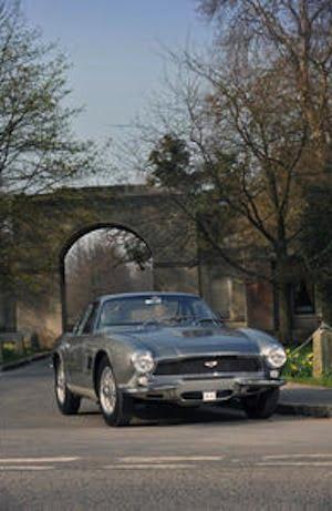1960 Aston Martin DB4GT 'Jet' Coupé  Coachwork by Carrozzeria Bertone