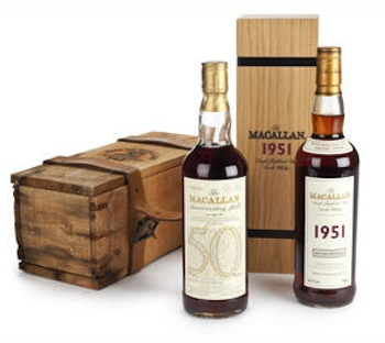 Macallan Anniversary 50 years old
