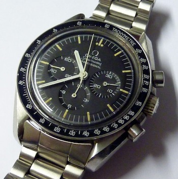 Omega NASA Watch