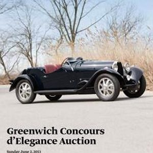 Bonhams to auction automobiles at Greenwich