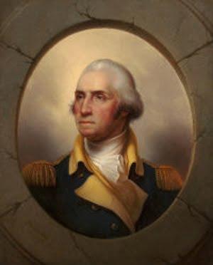 Rembrandt Peale Portrait Of George Washington