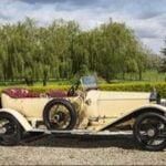 WWI frontline dental surgery Rolls-Royce for Bonhams auction
