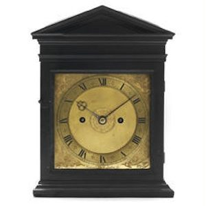 1665 Samuel Knibb clock auctions for £1/2million at Bonhams