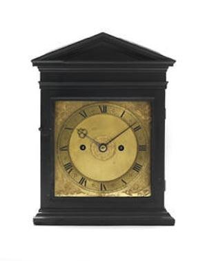 Samuel Knibb clock