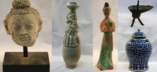 Asian Art & Antiquities at Unique Auctions