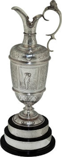 1946 British Open Trophy
