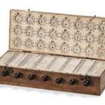 Christie's to auction Arithmetical machine
