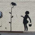 Julien's Auctions to auction Original Banksy Graffiti Mura