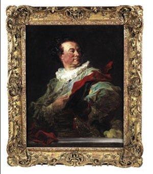 Fragonard Portrait