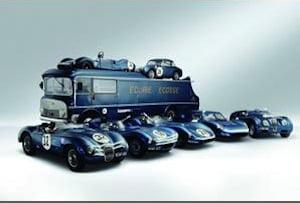 Le Mans-winning racing team