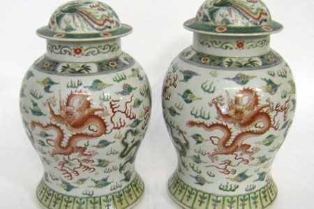 """CHINESE ANTIQUES WILL BE SOLD ALONGSIDE ITEMS FROM THE WESTERN CULTURE AT GORDON S. CONVERSE & CO.'S """"EAST MEETS WEST"""" AUCTION"""