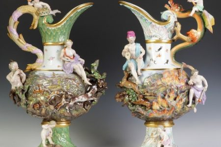 COTTONE AUCTIONS' ANNUAL FALL FINE ART & ANTIQUES AUCTION WILL FEATURE OVER 700 LOTS IN A WIDE ARRAY OF CATEGORIES ON OCT. 4th & 5th