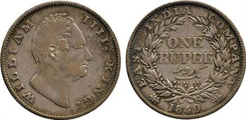 The Final Part of a Landmark Collection of Coins of British India to be Sold During Coinex Week