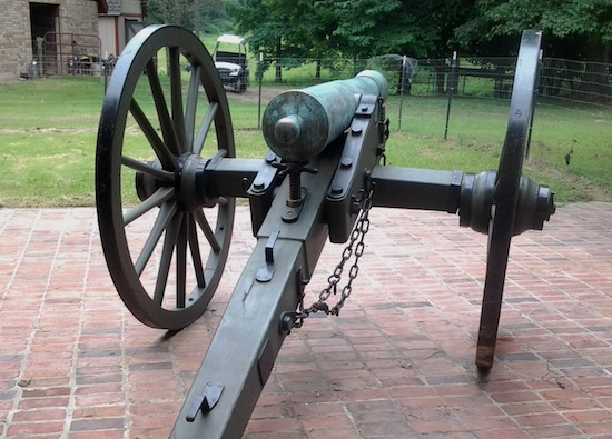 Authentic Civil War cannon, fired by Union troops at the Battle of Gettysburg in 1863 ($86,250).