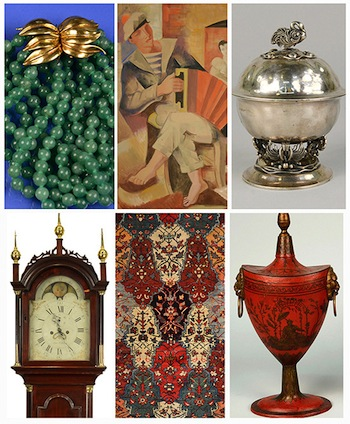 Highlights from the October Auction