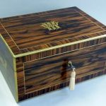 VICTORIAN DRESSING BOX BRINGS £5,000 AT RICHARD WINTERTON AUCTION