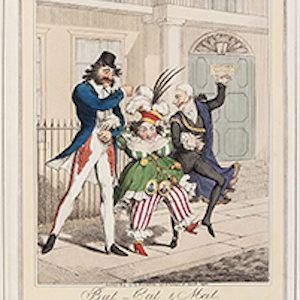 The Library of a Gentleman – Including Fine Colour Plate, Caricature,  Costume, Travel and Sporting Books