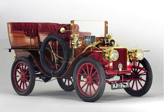 1903 CLEMENT TALBOT TYPE CT4K 18HP FOUR-CYLINDER, 'ROI-D'ITALIE' TONNEAU Coachwork by J.Rothschild et Fils, Paris Registration no. AP 107