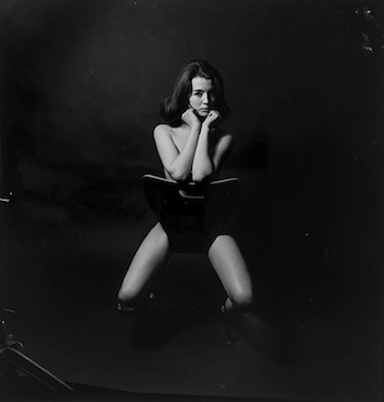 Lewis Morley (1925-2013) - Christine Keeler, London, 1963